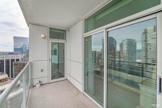"Photo 14: 3501 1111 W PENDER Street in Vancouver: Coal Harbour Condo for sale in ""THE VANTAGE"" (Vancouver West)  : MLS®# R2544257"
