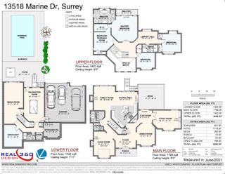 Photo 40: 13518 MARINE Drive in Surrey: Crescent Bch Ocean Pk. House for sale (South Surrey White Rock)  : MLS®# R2597553