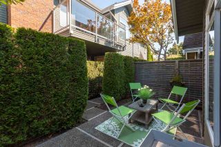 """Photo 28: 4290 HEATHER Street in Vancouver: Cambie Townhouse for sale in """"Grace Estate"""" (Vancouver West)  : MLS®# R2375168"""