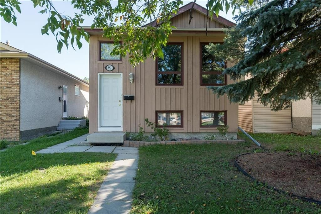 Main Photo: 557 Ashworth Street South in Winnipeg: River Park South Residential for sale (2F)  : MLS®# 202121962