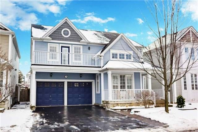 Main Photo: 9 O'leary Drive in Ajax: South East House (2-Storey) for sale : MLS®# E4034249