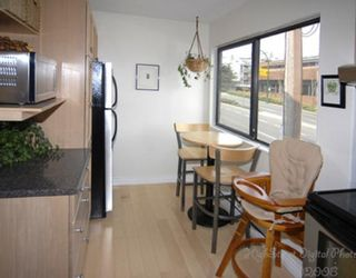 """Photo 6: 1 1266 W 6TH Avenue in Vancouver: Fairview VW Townhouse for sale in """"CAMDEN COURT"""" (Vancouver West)  : MLS®# V704560"""