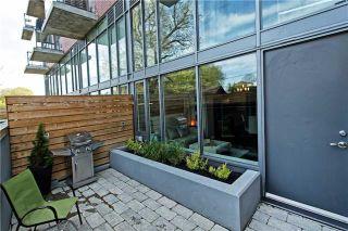 Photo 16: 60 Haslett Ave Unit #102 in Toronto: The Beaches Condo for sale (Toronto E02)  : MLS®# E3800186