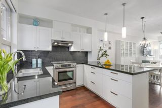 """Photo 11: 764 E 29TH Avenue in Vancouver: Fraser VE Townhouse for sale in """"CENTURY- THE SIGNATURE COLLECTION"""" (Vancouver East)  : MLS®# R2243463"""