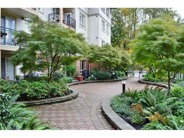 Main Photo: 102 2346 MCALLISTER AVENUE in : Central Pt Coquitlam Condo for sale : MLS®# V977682