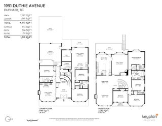 Photo 40: 1991 DUTHIE Avenue in Burnaby: Montecito House for sale (Burnaby North)  : MLS®# R2614412