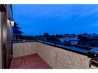 """Photo 18: 37 E 13TH Avenue in Vancouver: Mount Pleasant VE Townhouse for sale in """"Main St Area"""" (Vancouver East)  : MLS®# V1071232"""