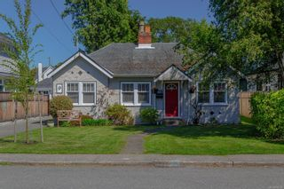 Photo 1: 631 Oliver St in : OB South Oak Bay House for sale (Oak Bay)  : MLS®# 876529