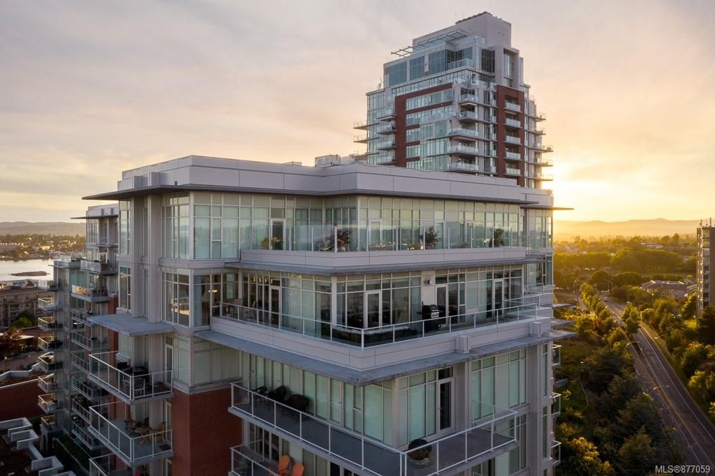 Main Photo: 1004/1005 100 Saghalie Rd in : VW Songhees Condo for sale (Victoria West)  : MLS®# 877059