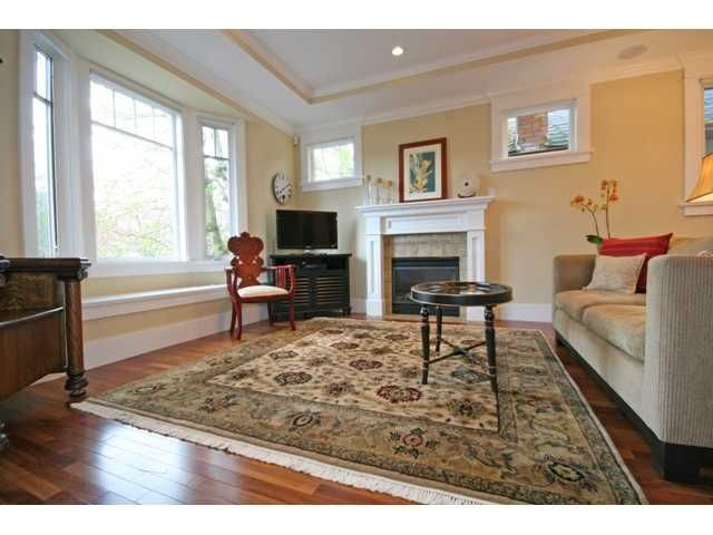 Photo 5: Photos: 3528 W 5TH Avenue in Vancouver: Kitsilano 1/2 Duplex for sale (Vancouver West)  : MLS®# V884619