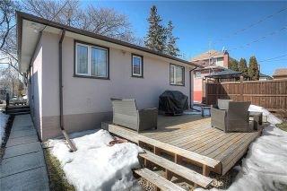 Photo 19: 141 Seven Oaks Avenue in Winnipeg: Scotia Heights Single Family Detached for sale (4D)  : MLS®# 1907228