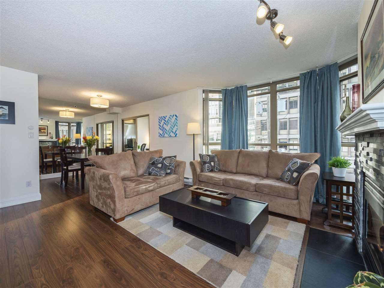 """Main Photo: 506 867 HAMILTON Street in Vancouver: Downtown VW Condo for sale in """"JARDINE'S LOOKOUT"""" (Vancouver West)  : MLS®# R2324358"""