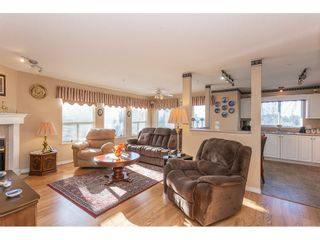 """Photo 2: 405 33708 KING Road in Abbotsford: Poplar Condo for sale in """"Collage Park"""" : MLS®# R2323684"""
