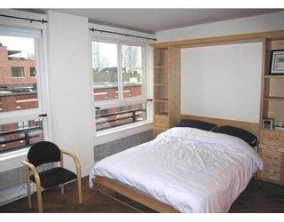 """Photo 7: 505 1216 HOMER Street in Vancouver: Downtown VW Condo for sale in """"THE MURCHIES BUILDING"""" (Vancouver West)  : MLS®# V643562"""