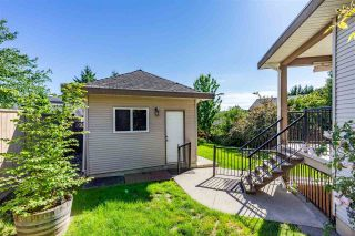 """Photo 37: 18160 60A Avenue in Surrey: Cloverdale BC House for sale in """"CLOVERDALE"""" (Cloverdale)  : MLS®# R2590172"""