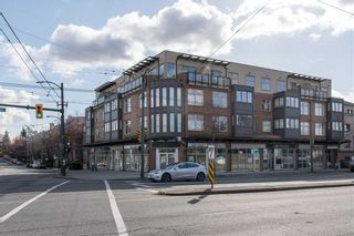 """Photo 1: 303 2408 E BROADWAY in Vancouver: Renfrew VE Condo for sale in """"BROADWAY CROSSING"""" (Vancouver East)  : MLS®# R2463724"""
