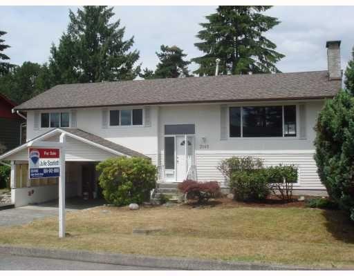 Main Photo: 2165 CENTENNIAL Avenue in Port_Coquitlam: Glenwood PQ House for sale (Port Coquitlam)  : MLS®# V776626