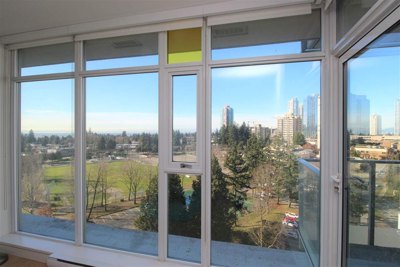 Main Photo: 1207 6588 NELSON Avenue in Burnaby: Metrotown Condo for sale (Burnaby South)  : MLS®# R2532928