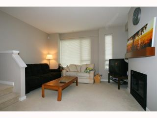 """Photo 3: 66 9229 UNIVERSITY Crescent in Burnaby: Simon Fraser Univer. Townhouse for sale in """"SERENITY"""" (Burnaby North)  : MLS®# V815319"""