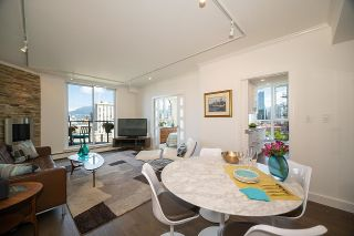"""Photo 10: 1703 1010 BURNABY Street in Vancouver: West End VW Condo for sale in """"The Ellington"""" (Vancouver West)  : MLS®# R2602779"""