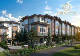 """Photo 1: 38 20763 76 Avenue in Langley: Willoughby Heights Townhouse for sale in """"CROFTON"""" : MLS®# R2595938"""