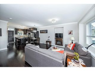 """Photo 5: 101 3488 SEFTON Street in Port Coquitlam: Glenwood PQ Townhouse for sale in """"SEFTON SPRINGS"""" : MLS®# R2572940"""