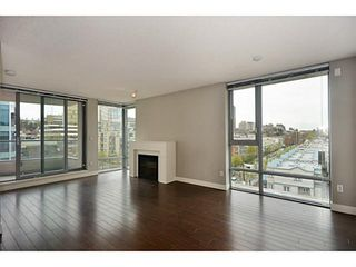 """Photo 2: 705 587 W 7TH Avenue in Vancouver: Fairview VW Condo for sale in """"AFFINITI"""" (Vancouver West)  : MLS®# V999925"""