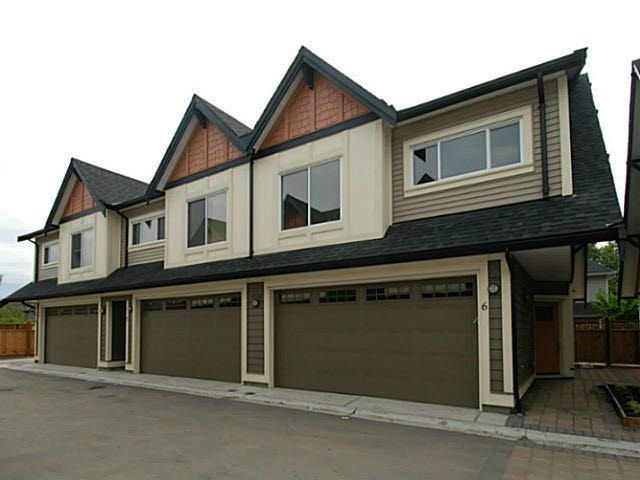 Photo 3: Photos: 6 7028 ASH Street in Richmond: McLennan North Townhouse for sale : MLS®# V1080873
