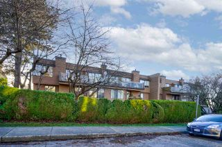 "Photo 1: 207 812 MILTON Street in New Westminster: Uptown NW Condo for sale in ""Hawthorn Place"" : MLS®# R2521577"
