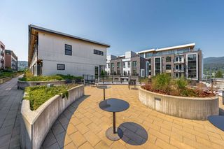 """Photo 27: 409 95 MOODY Street in Port Moody: Port Moody Centre Condo for sale in """"The Station by Aragon"""" : MLS®# R2602041"""