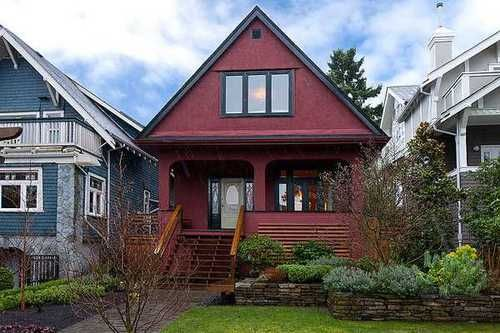 Main Photo: Map location: 3256 2ND Ave W in Vancouver West: Kitsilano Home for sale ()  : MLS®# V934063