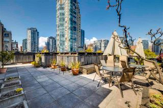 """Photo 18: 406 1216 HOMER Street in Vancouver: Yaletown Condo for sale in """"The Murchies Building"""" (Vancouver West)  : MLS®# R2581366"""