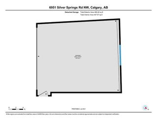 Photo 37: 6951 Silver Springs Road NW in Calgary: Silver Springs Detached for sale : MLS®# A1126444