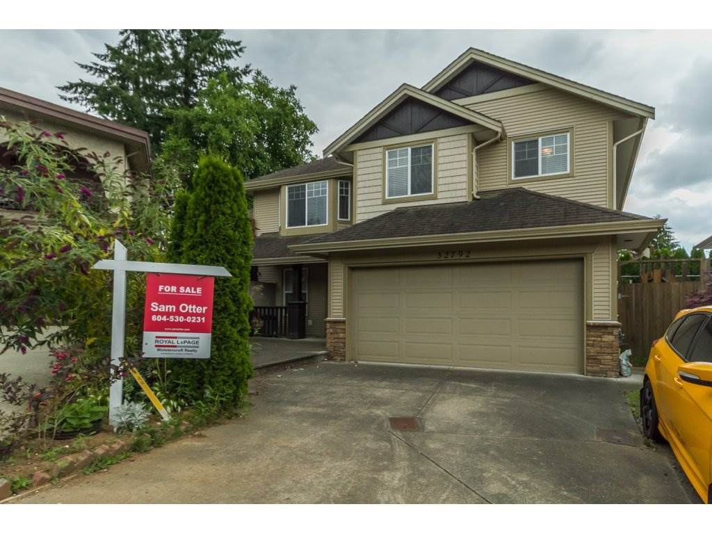 Main Photo: 32792 HOOD Avenue in Mission: Mission BC House for sale : MLS®# R2119405