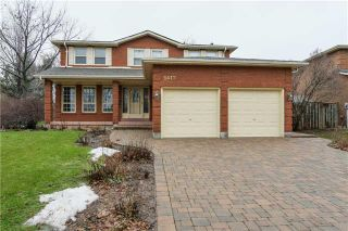 Photo 1: 1417 Kathleen Cres in Oakville: Iroquois Ridge South Freehold for sale : MLS®# W3688708