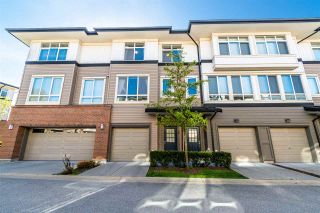 "Photo 1: 99 1125 KENSAL Place in Coquitlam: New Horizons Townhouse for sale in ""Kensal Walk"" : MLS®# R2363736"