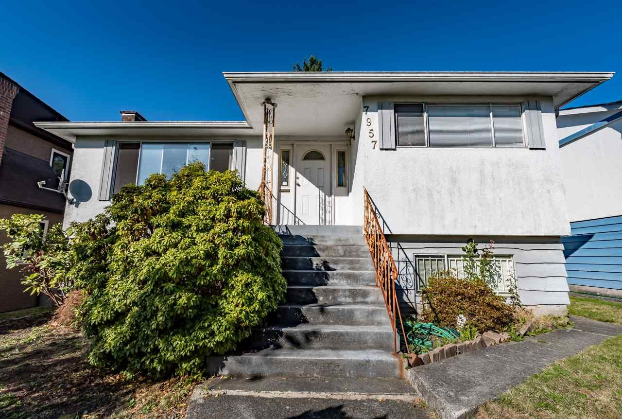 Main Photo: 7957 ELLIOTT Street in Vancouver: Fraserview VE House for sale (Vancouver East)  : MLS®# R2532901