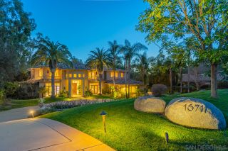 Photo 1: RANCHO SANTA FE House for sale : 6 bedrooms : 16711 Avenida Arroyo Pasajero