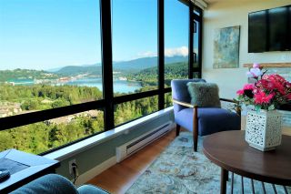 "Photo 6: 2503 400 CAPILANO Road in Port Moody: Port Moody Centre Condo for sale in ""ARIA 2 in Suterbrook"" : MLS®# R2535479"