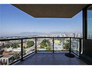 """Photo 8: 1404 1483 W 7TH Avenue in Vancouver: Fairview VW Condo for sale in """"VERONA OF PORTICO"""" (Vancouver West)  : MLS®# V1082596"""