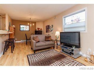Photo 5: 102 2529 Wark St in VICTORIA: Vi Hillside Condo for sale (Victoria)  : MLS®# 742540