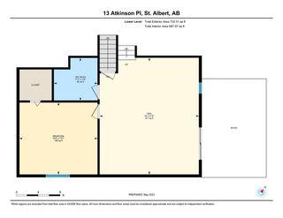 Photo 48: 13 Atkinson Place: St. Albert House for sale : MLS®# E4243702