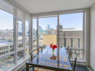 Photo 7: 705 565 SMITHE STREET in Vancouver: Downtown VW Condo for sale (Vancouver West)  : MLS®# R2116160