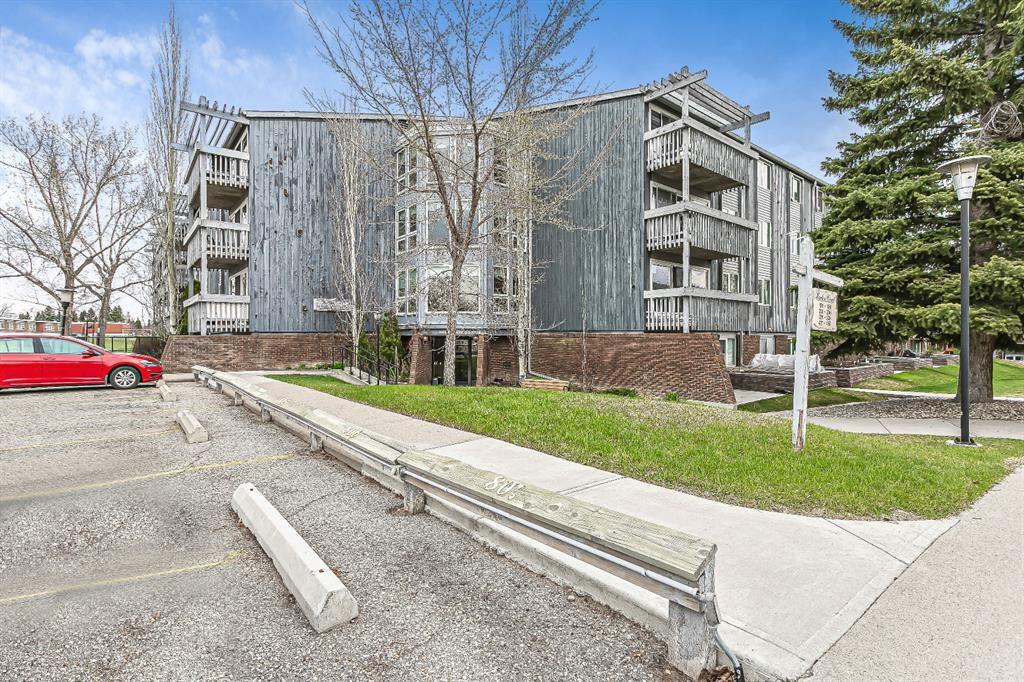 Main Photo: Haysboro-334 820 89 Avenue SW-Calgary-