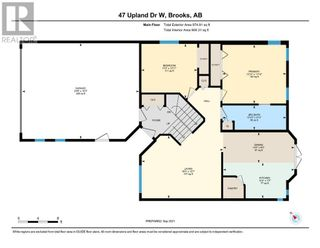 Photo 48: 47 Upland Drive W in Brooks: House for sale : MLS®# A1144738