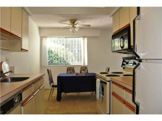"""Photo 4: 110 6669 TELFORD Avenue in Burnaby: Metrotown Condo for sale in """"FIRCREST"""" (Burnaby South)  : MLS®# V966561"""