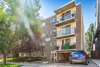 Main Photo: 405 823 19 Avenue SW in Calgary: Lower Mount Royal Apartment for sale : MLS®# A1145755
