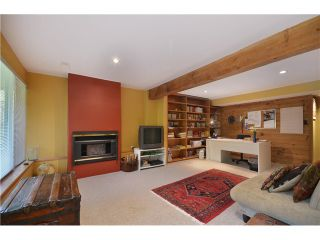 Photo 7: 6830 HYCROFT RD in West Vancouver: Whytecliff House for sale : MLS®# V971359