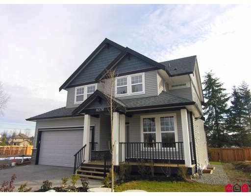 Main Photo: 8276 211TH Street in Langley: Willoughby Heights House for sale : MLS®# F2902170