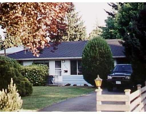 Main Photo: 1732 MANNING AV in Port Coquiltam: Glenwood PQ House for sale (Port Coquitlam)  : MLS®# V542930